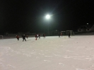 Training im Winter
